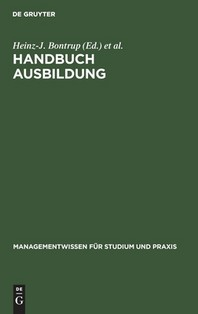 Handbuch Ausbildung