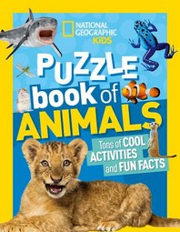 National Geographic Kids Puzzle Book