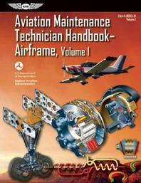 Aviation Maintenance Technician Handbook--Airframe