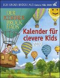 Der Kinder Brockhaus Kalender fuer clevere Kids - Kalender 2021