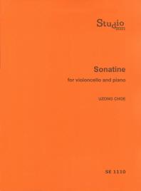 Sonatine for Violoncello and Piano
