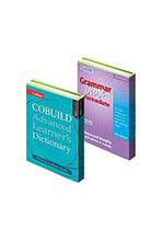 Grammar in Use +  Collins COBUILD Advanced Learner's Dictionary 특가한정세트