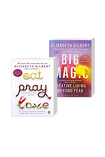 Eat Pray Love + Big Magic 원서꾸러미