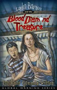 Lydia Barnes and the Blood Diamond Treasure
