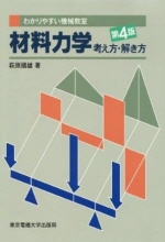 材料力學考え方解き方