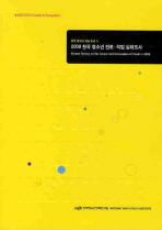 2009 한국 청소년 진로 직업 실태조사