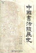 중국서법발전사