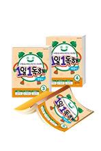메가스터디 초등 독해 1일 1독해 한국사 3~5권 세트