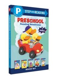 Preschool Reading Readiness Boxed Set