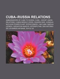 Cuba-Russia Relations