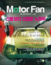 모터 팬(Motor Fan) 스틸보디 신접합 노하우