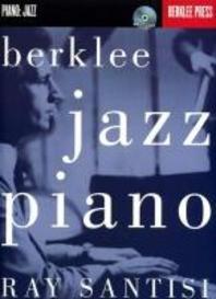 Berklee Jazz Piano Book/Online Audio