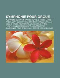 Symphonie Pour Orgue