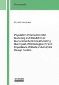 Population Pharmacokinetic Modelling and Simulation of Monoclonal Antibodies Including the Impact of Immunogenicity and Importance of Study and Analysis Design Factors