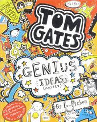 Genius Ideas (Mostly). by Liz Pichon