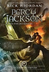 The Last Olympian ( Percy Jackson & the Olympians #05 )