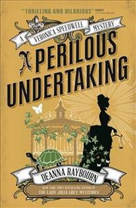 Veronica Speedwell Mystery - A Perilous Undertaking