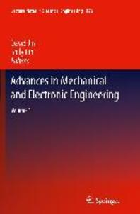 Advances in Mechanical and Electronic Engineering