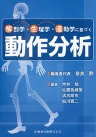 解剖學.生理學.運動學に基づく動作分析