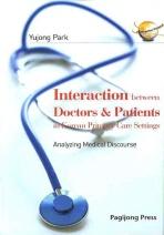 INTERACTION BETWEEN DOCTORS PATIENTS IN KOREAN PRIMARY CARE SETTINGS