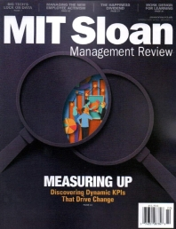 MIT Sloan Management  Review(USA 계간)