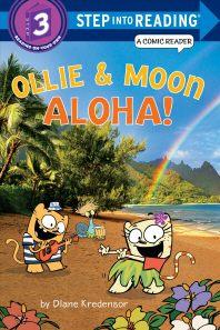 Ollie & Moon Aloha!