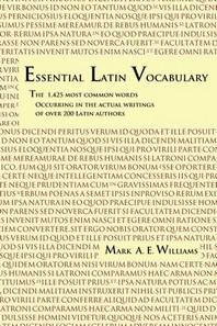 Essential Latin Vocabulary