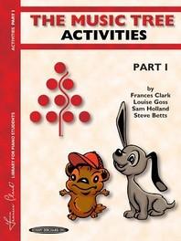 The Music Tree Activities Book