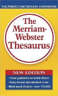 Merriam-webster Thesaurus(Revised edition)