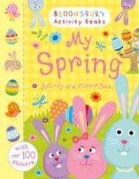 My Spring Activity and Sticker Book