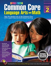 Common Core Language Arts and Math, Grade 2