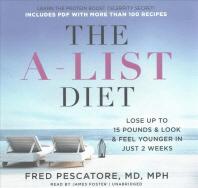 The A-List Diet Lib/E