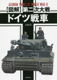 (圖解)第二次大戰ドイツ戰車