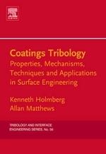 Coatings Tribology