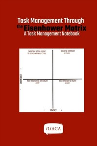 Task Management Through the Eisenhower Matrix