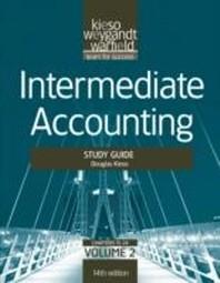 Intermediate Accounting, Study Guide, Volume 2