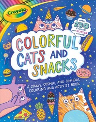Crayola Colorful Cats and Snacks