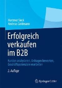 Erfolgreich Verkaufen Im B2B