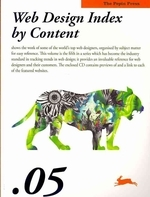 Web Design Index by Content.05 [With CDROM]