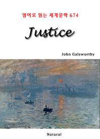 Justice (영어로 읽는 세계문학 674)