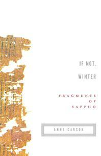 If Not, Winter ( Vintage Contemporaries )