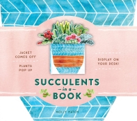 [부케북] Succulents in a Book