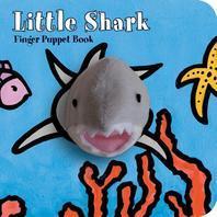 Little Shark: Finger Puppet Book