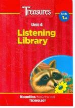 Treasures Listening Library Grade 1.4 Unit 4(CD)