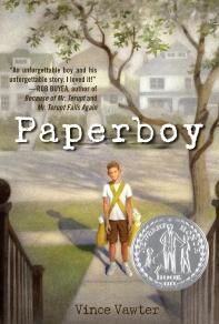 Paperboy (2014 Newbery Honor)