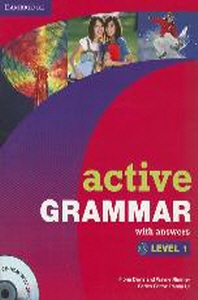 Active Grammar with Answers, Level 1 [With CDROM]