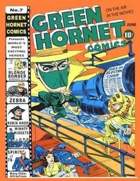 Green Hornet Comics #7