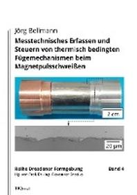 Messtechnisches Erfassen und Steuern von thermisch bedingten Fuegemechanismen beim Magnetpulsschweissen