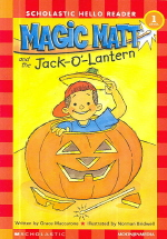 Magic Matt and the Jack-O'-Lantern