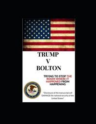Trump V Bolton